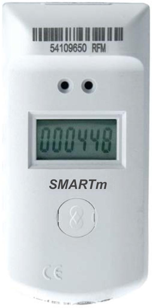 poměrový indikátor na radiátor