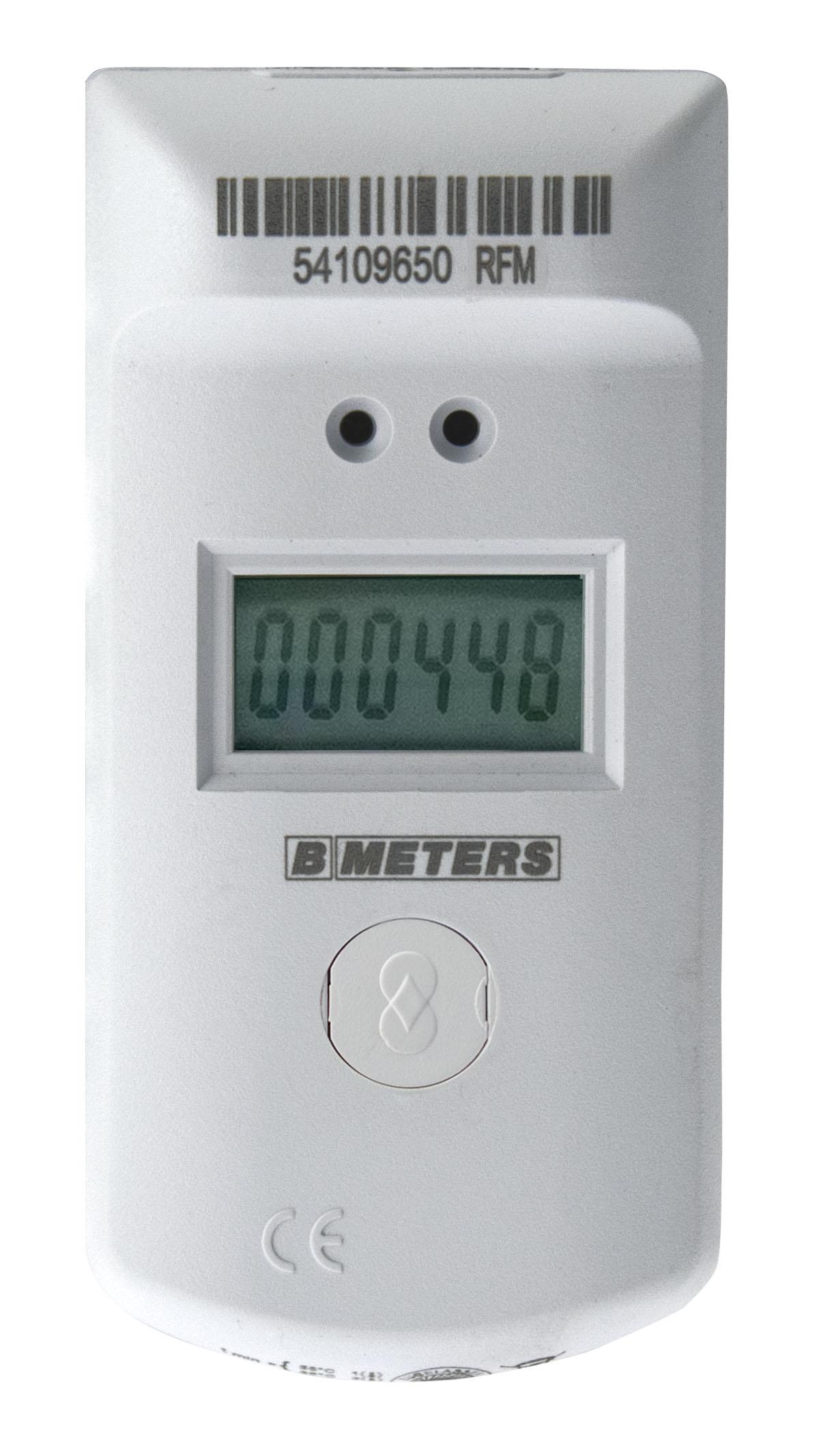 poměrový měřič tepla na radiátory