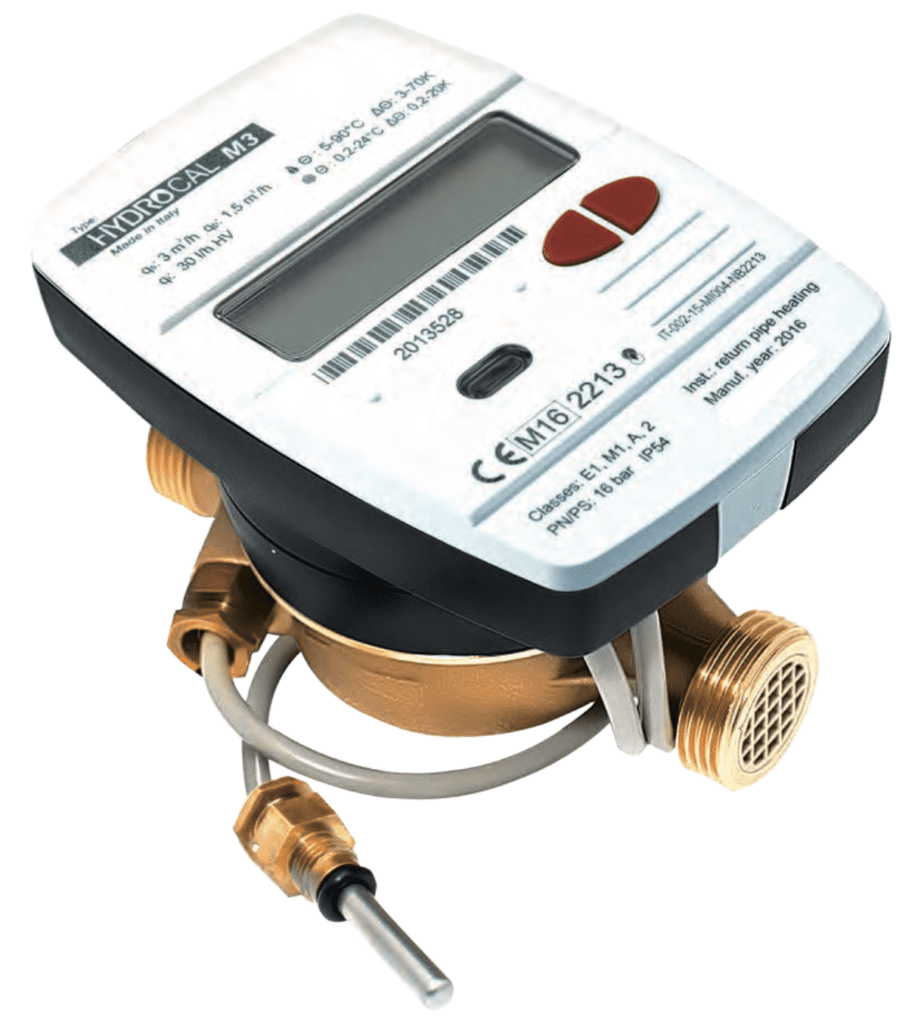 Kompaktní měřiče tepla SMARTm KMT