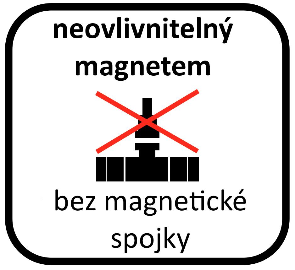 vodoměr be z magnetické spojky